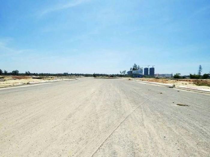 Bán nhanh lô đất đường quy hoạch 22m5 sau lưng cocobay, liền kề FPT