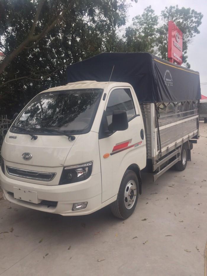Trả góp xe tải HYUNDAI 1T- 1.25T- 1.4T- 1.9T- 2.4T- 3T.