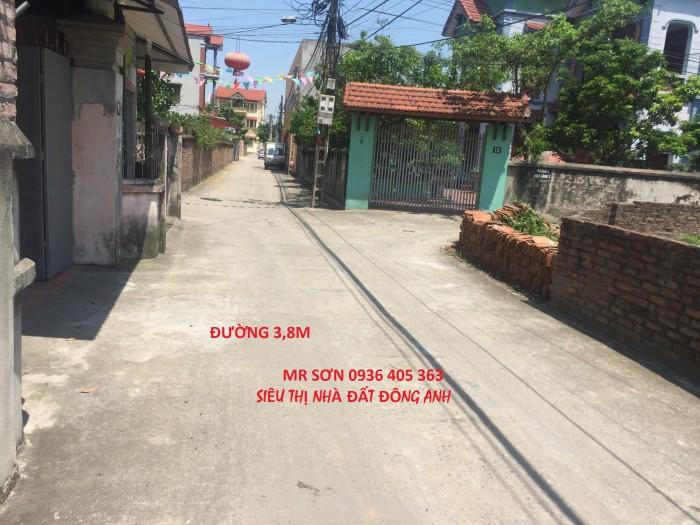 Bán Đất Mỹ Nội, Bắc Hồng Đông Anh, Hà Nội