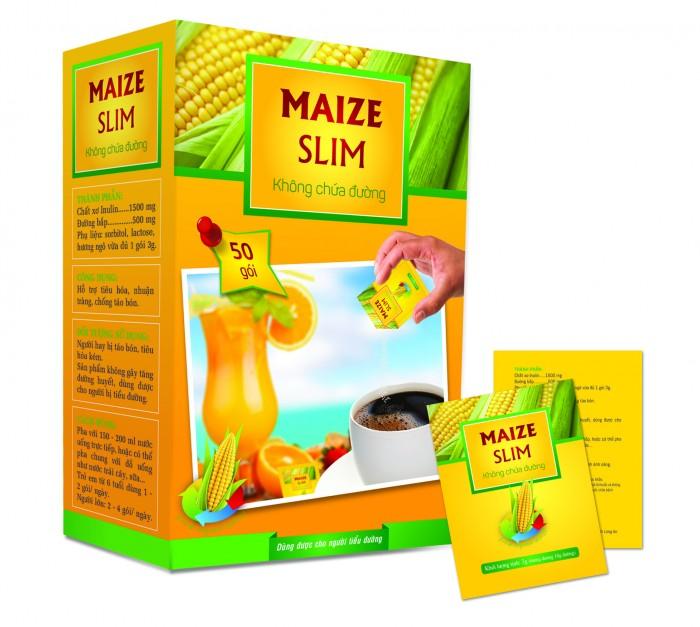 Thực phẩm hỗ trợ tiêu hóa MAIZE SLIM cho người tiểu đường0