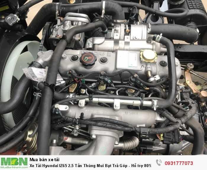 Xe Tải Hyundai IZ65 2.5 Tấn Thùng Mui Bạt - Tặng ngay định vị GPS khi đặt xe