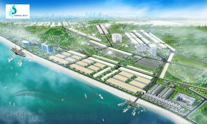 Siêu dựu án Hamubay nằm ngay mặt biển Phan Thiết