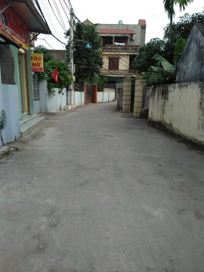 Có ngay mảnh đất 38m2 hai mặt thoáng Tư Đình Long Biên