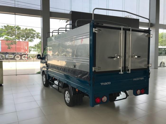 Bán xe Kia  K250 thùng mui bạt, K250 thùng kín tải 1,4 tấn và 2,4 tấn đời 2018 6