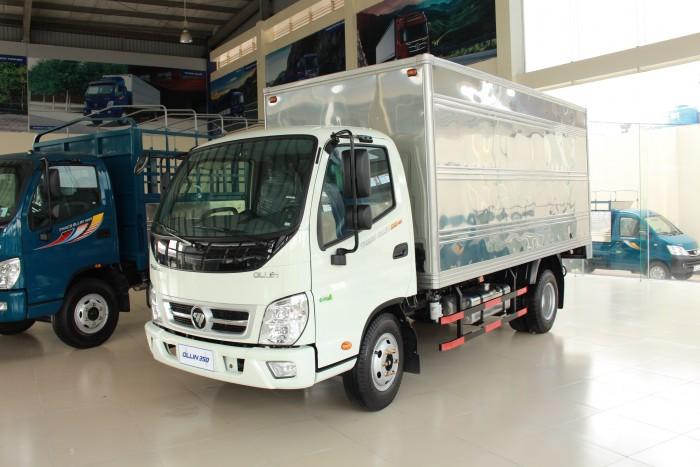 Xe tải Ollin 350 Euro 4 - động cơ euro 4, tiết kiệm nhiên liệu, lưu thông thành phố 1