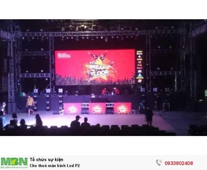 Cho thuê màn hình Led P2 chương trình Asia Break Dance tại Sân khấu Lan Anh - Chương trình sử dụng màn hình Led P2 M3 x36m do Alta Media cho thuê và lắp đặt!