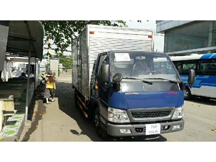 Xe Hyundai  Iz49 2.5 Tấn  tiêu Chuẩn Eur