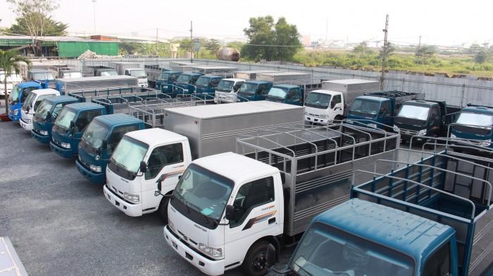 Xe tải kia 2.4 tấn thaco trường hải. xe tải 2,4 tấn kia k250.