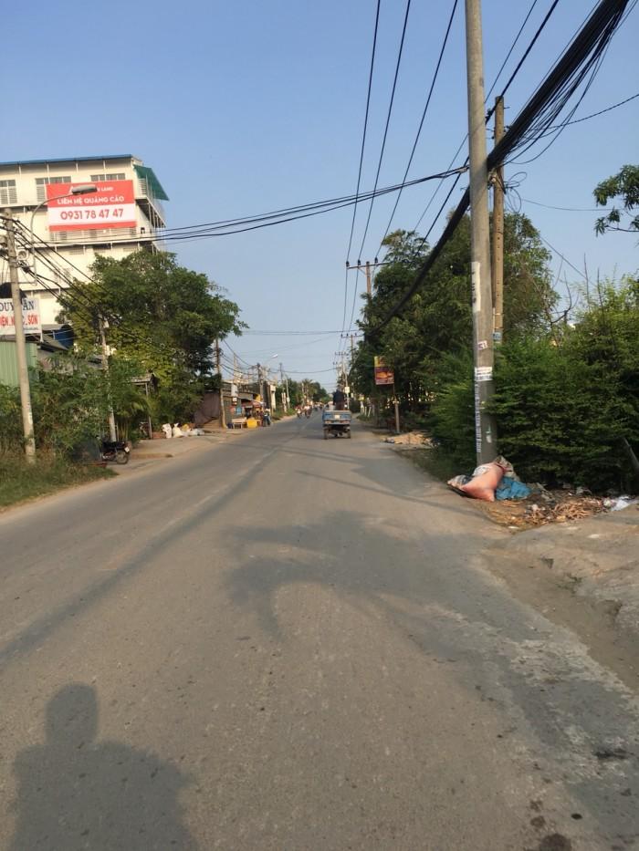 Đất ở 100% xã Hưng Long, huyện Bình Chánh