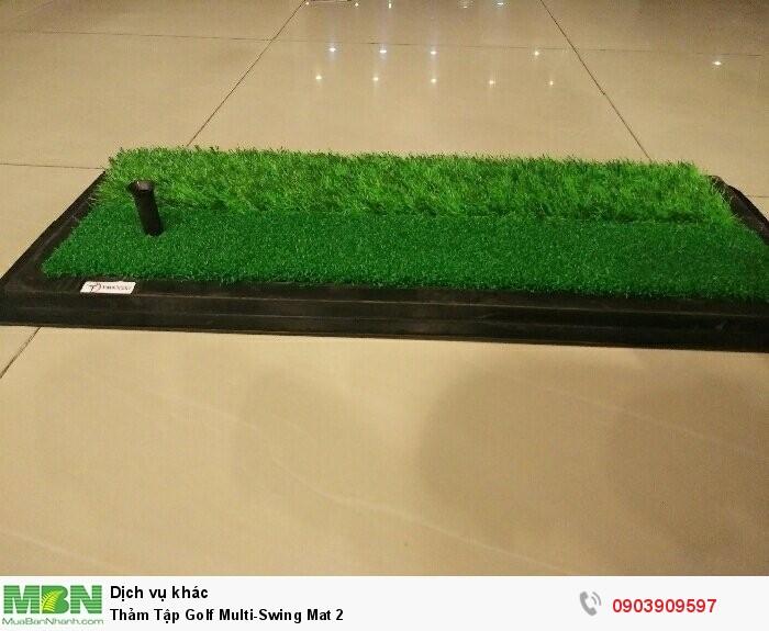 Thảm Tập Golf Multi-Swing Mat 2