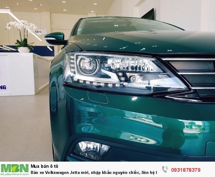 Bán xe Volkswagen Jetta 1.4L TSI mới, nhập khẩu nguyên chiếc, hỗ trợ vay 80% giá trị xe 2