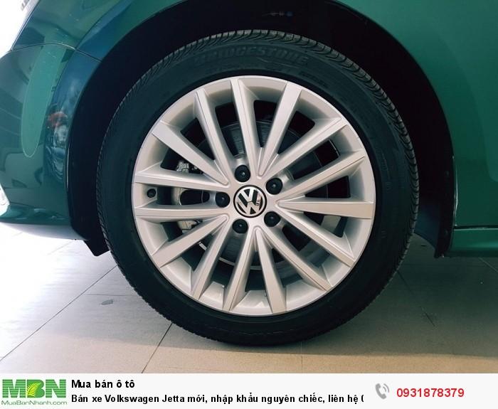 Bán xe Volkswagen Jetta 1.4L TSI mới, nhập khẩu nguyên chiếc, hỗ trợ vay 80% giá trị xe 4