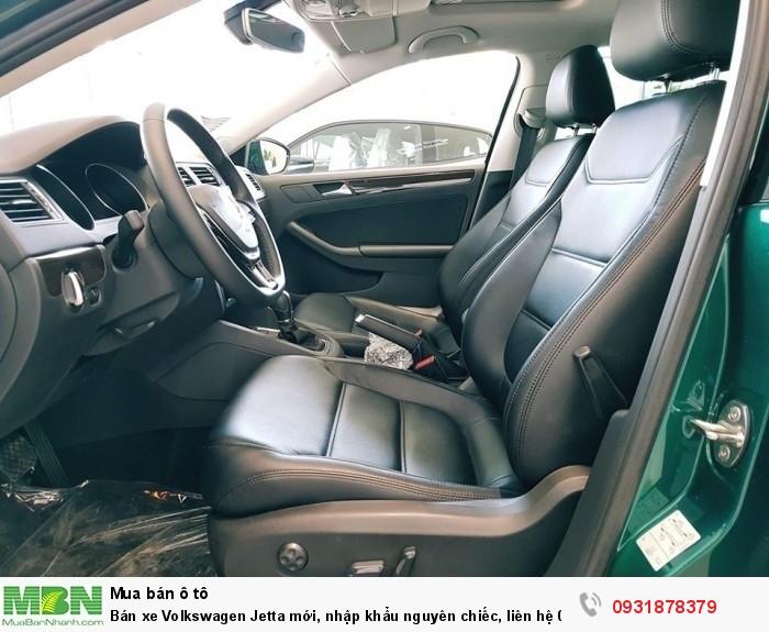 Bán xe Volkswagen Jetta 1.4L TSI mới, nhập khẩu nguyên chiếc, hỗ trợ vay 80% giá trị xe 5