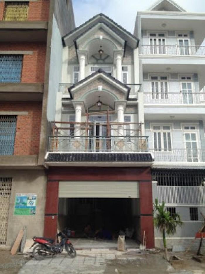 Nhà mặt tiền Lý Chính Thắng Q3, 2 lầu DT 98,5m2, giá 7,49 tỷ