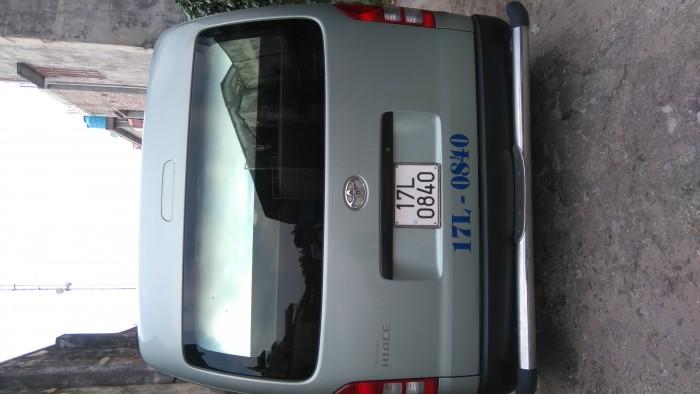 Bán Toyota Hiace