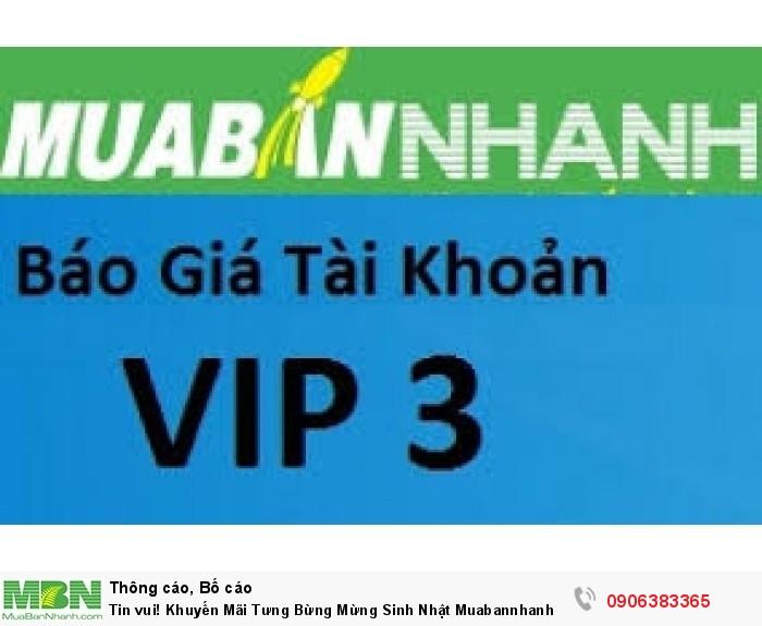 Khuyến Mãi Tưng Bừng Mùa hè rực rỡ - Đừng bỏ lỡ khuyến mãi VIP MuaBanNhanh