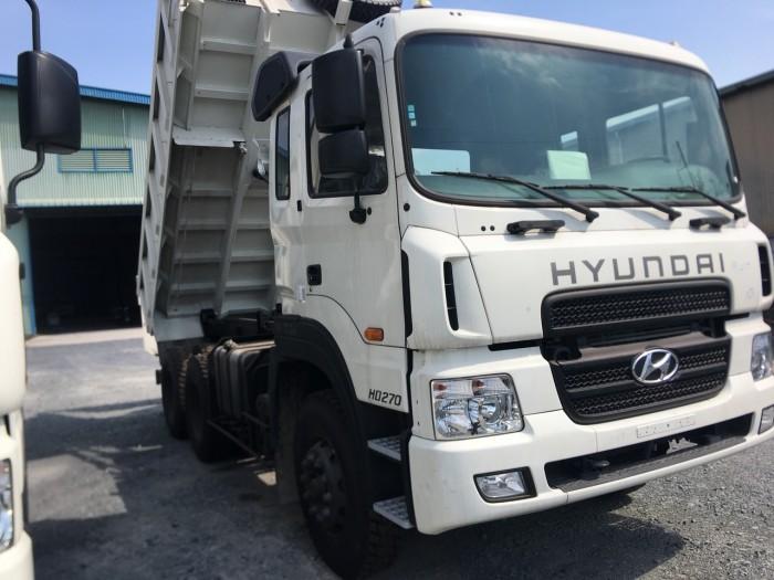 Hyundai HD270 sản xuất năm 2016 Số tay (số sàn) Xe tải động cơ Dầu diesel