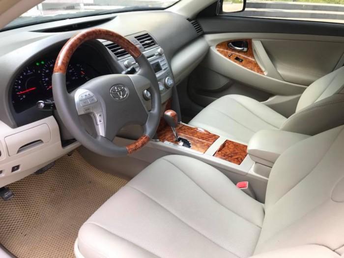Toyota Camry 2.5 LE. Sản xuất 2010,đk 2011, màu đen, nhập Mỹ. 5