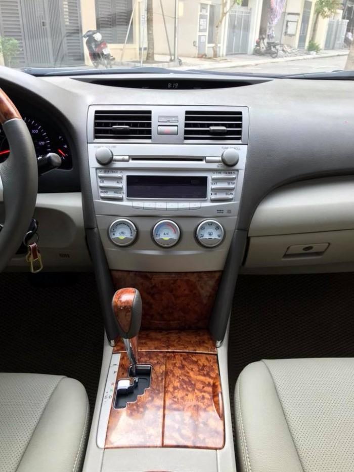 Toyota Camry 2.5 LE. Sản xuất 2010,đk 2011, màu đen, nhập Mỹ. 2