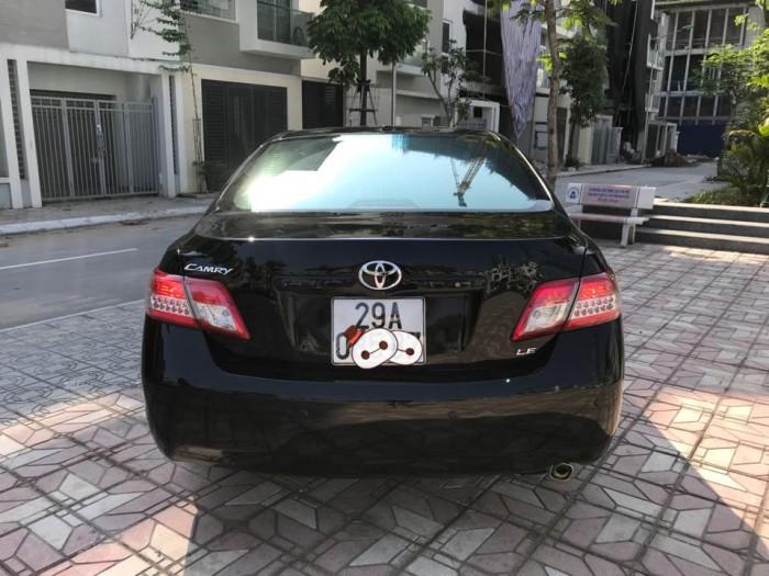 Toyota Camry 2.5 LE. Sản xuất 2010,đk 2011, màu đen, nhập Mỹ. 6
