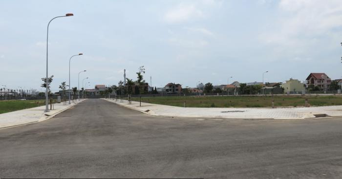 Bán đất khu đô thị mới gần Khu Công Nghiệp Đức Hòa Đông mặt đường 824