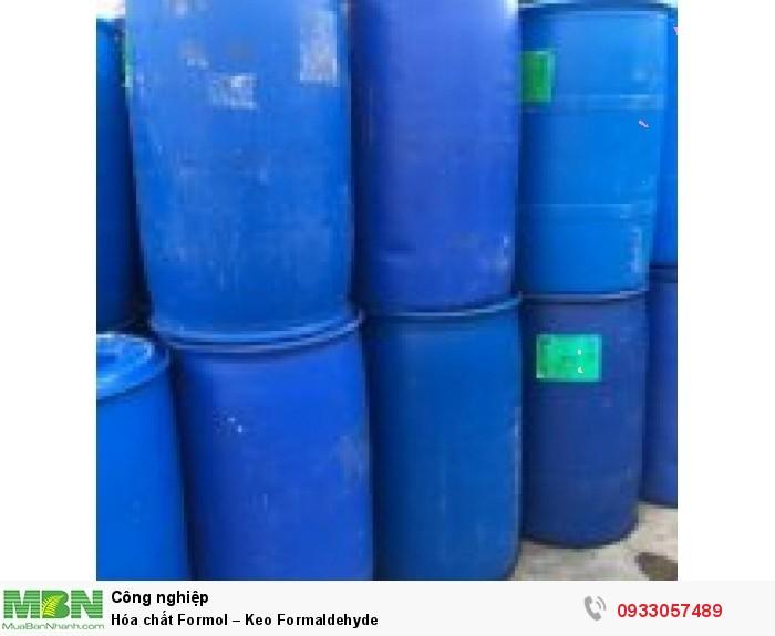 Hóa chất Formol – Keo Formaldehyde1