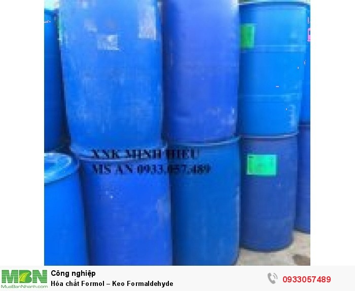 Hóa chất Formol – Keo Formaldehyde2