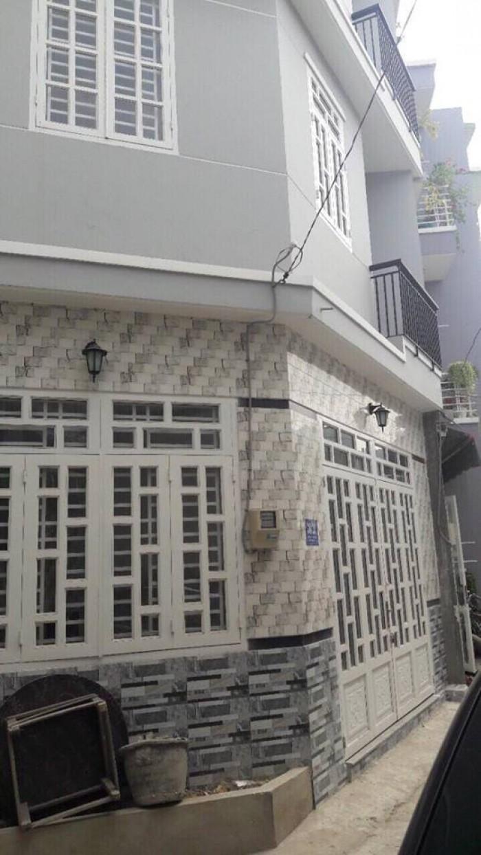 Bán Rẻ Nhà Phố Mới Keng - Bình Trưng Tây Q2