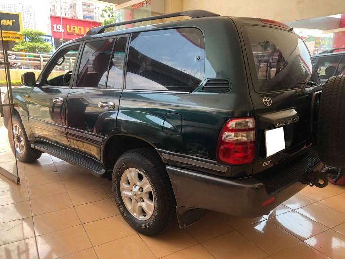 Toyota Land Cruiser sản xuất năm 2004 Số tự động Động cơ Xăng