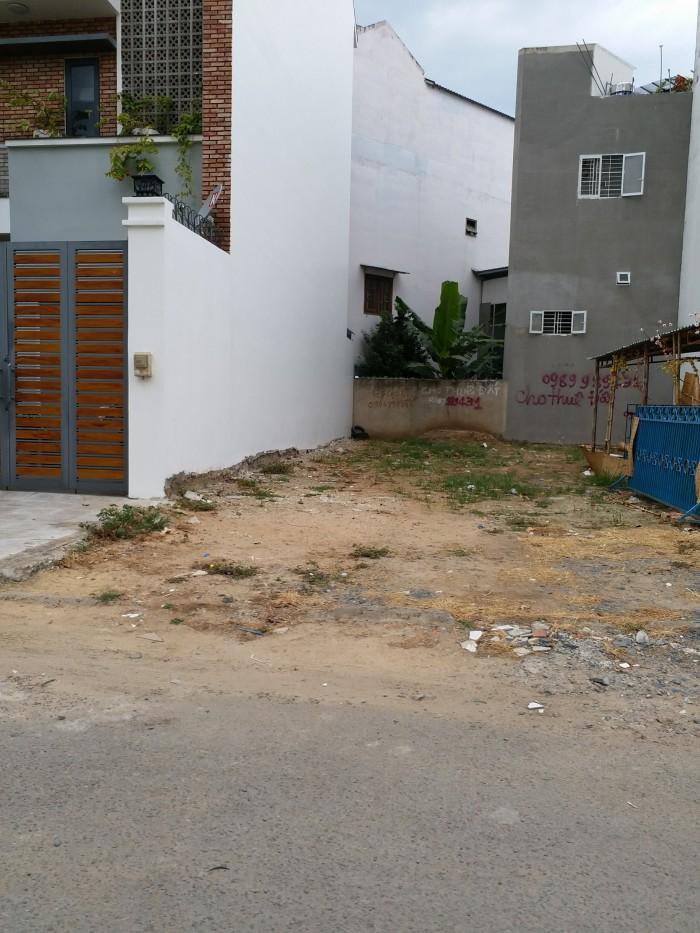 Chính chủ bán gấp 100m2 đất mặt tiền đường vào KDC Gia Hoà