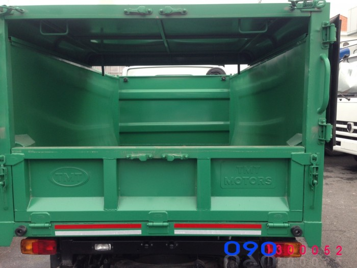 Xe Tải Thùng Ben Chở Rác Tata 1 tấn/ 3.4 khối 1