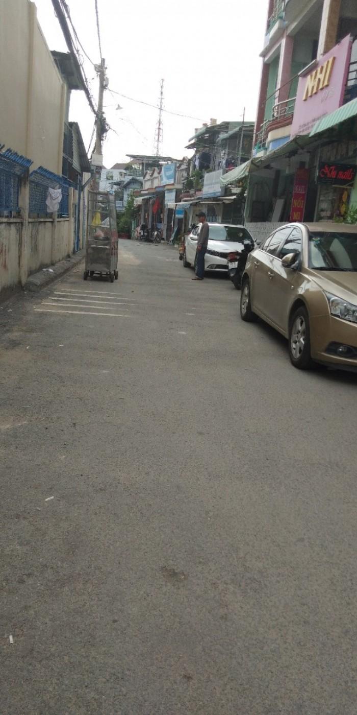 Bán nhà c4 và đất mt đường Trương Văn Thành ,hp q9 .  242m2