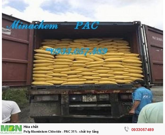 Poly Aluminium Chloride - PAC 31%- chất trợ lắng1