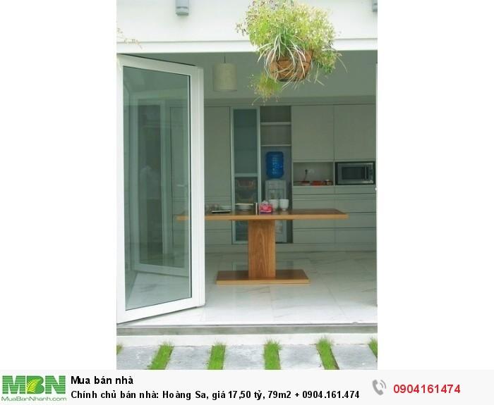 Chính chủ bán nhà: Hoàng Sa, giá 17,50 tỷ, 79m2 + 0904.161.474