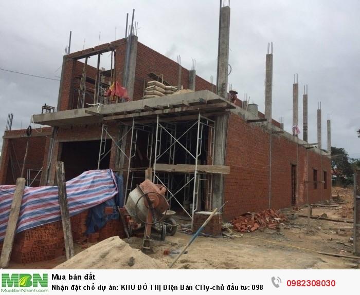 Nhận đặt chổ dự án: KHU ĐÔ THỊ Điện Bàn CiTy-chủ đầu tư: 0982 30 80 30.