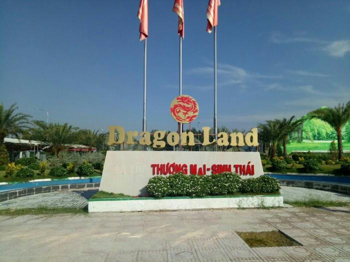 Bán đất nền sổ riêng - đất biệt thự dragon land sổ riêng