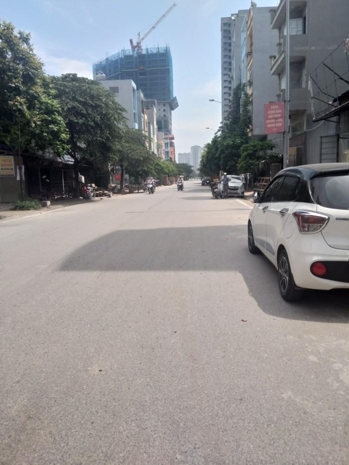 Bán Nhà Liền kề mặt phố Xuân Điệp Mậu Lương Hà Đông (50m2*6tầng). Kinh doanh làm văn phòng
