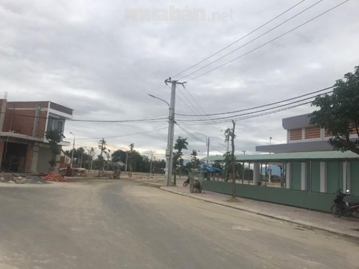 Dự án mới Khu Kinh doanh sầm uất nhất Điện bàn-Điện Thắng Trung 7tr/m2