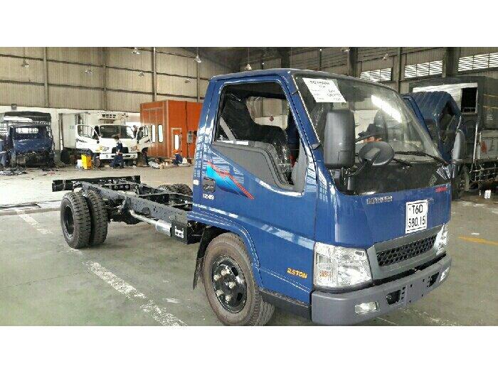 Xe IZ49 2.5 tấn hãng HyunDai Đô Thành