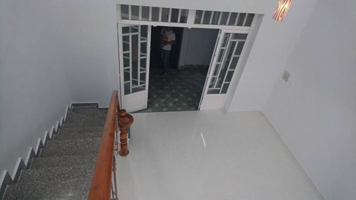 Bán nhà Huỳnh Tấn Phát, TT Nhà Bè, DT 5m x 11m, 1 lửng, lầu, 3PN hẻm 6m giá 2.55 tỷ