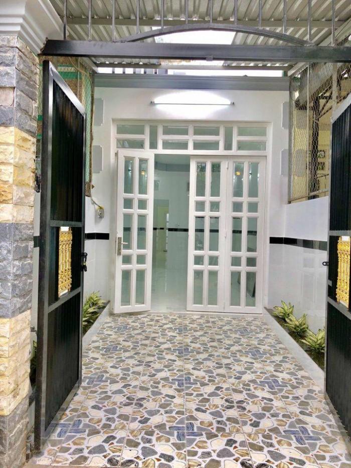 Bán nhà Huỳnh Tấn Phát, TT Nhà Bè, DT 3m x 20m, 1 lầu 3PN, giá 2.35 tỷ