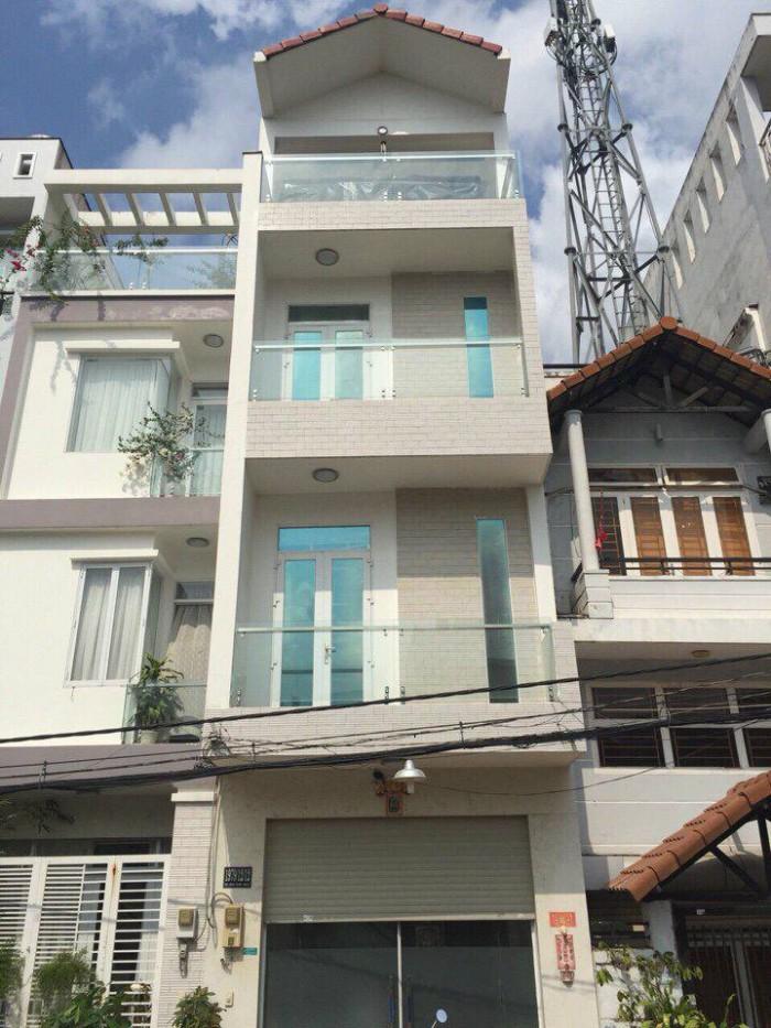Bán nhà Nhà Bè nhà cao cấp tặng full nội thất hẻm 1979 Huỳnh Tấn Phát, giá 4,85 tỷ