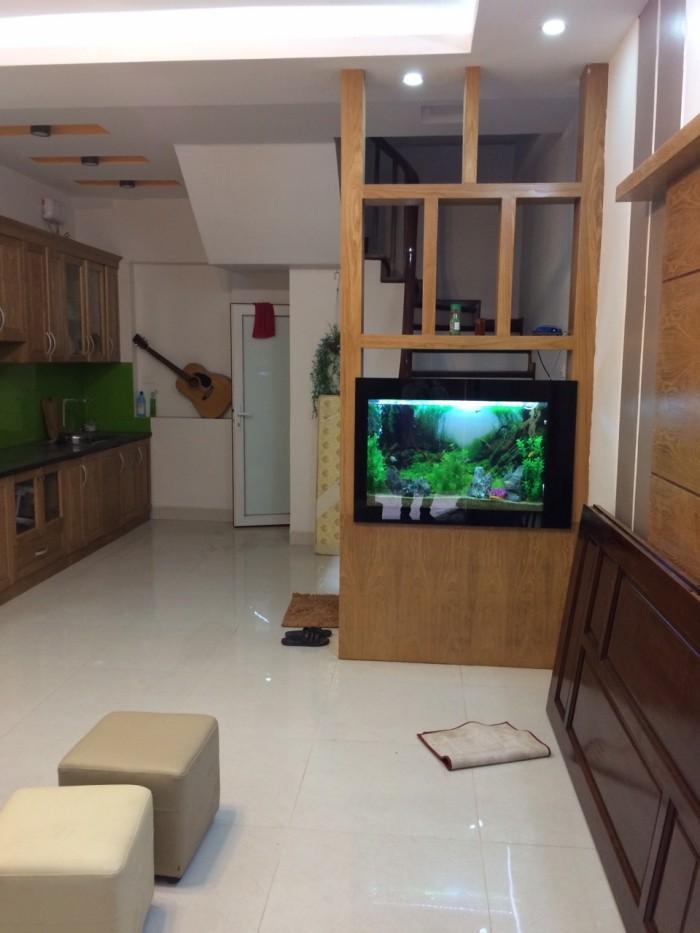 Bán nhà riêng Phạm Văn Đồng 32m2 5 tầng mặt tiền 3.9m đến ở ngay