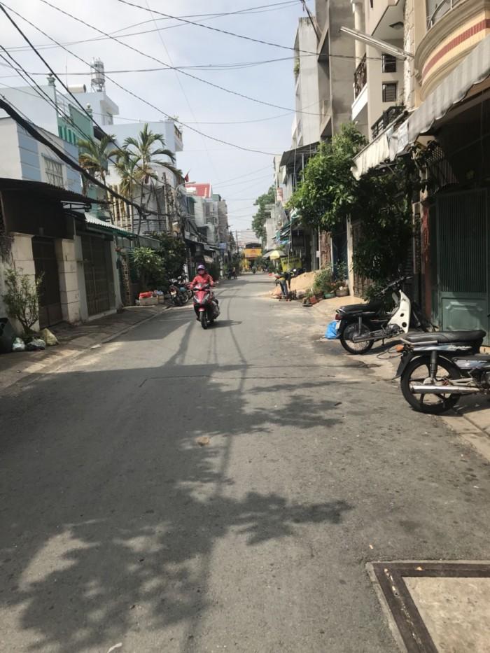 Bán lô đất giá rẻ đường Tân Hương , DT 3,8m x 13m