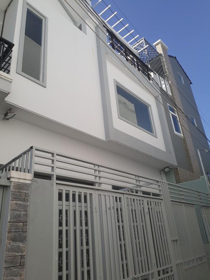Bán nhà hẻm rộng đường số 6 Cân Nhơn Hòa 150m2 giá 3,1 tỷ