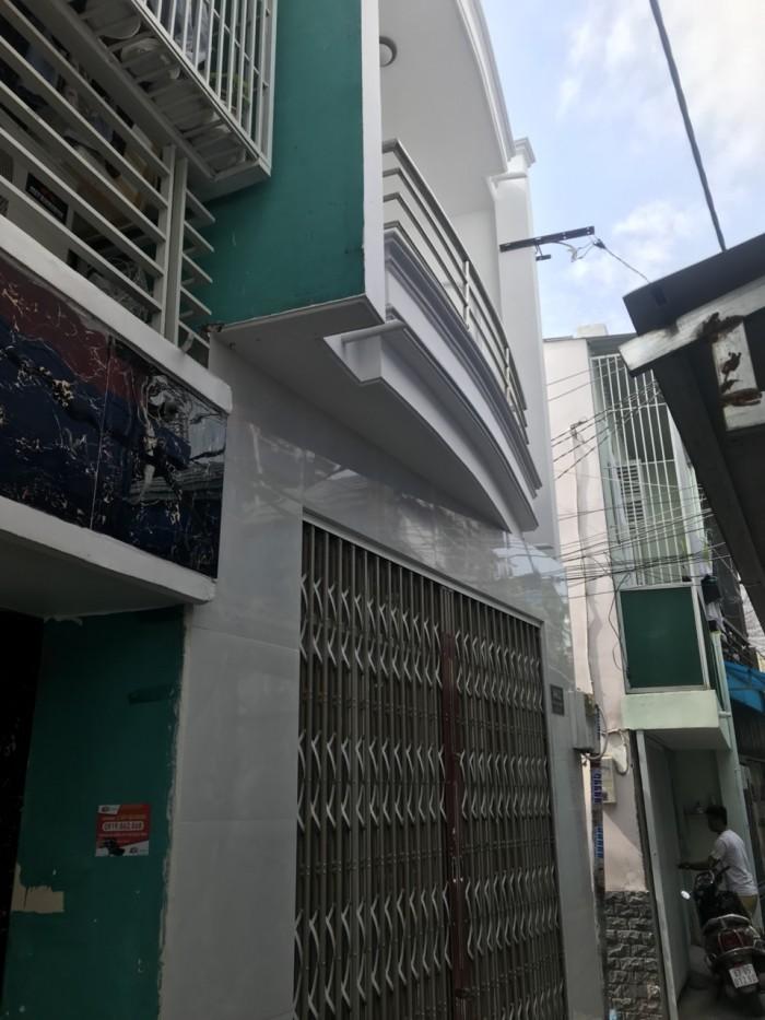 Nhà hẻm giá rẻ đường Phú Thọ Hòa , DT 4m x 7,8m