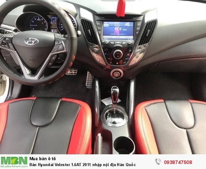 Hyundai Veloster sản xuất năm 2011 Số tự động Động cơ Xăng