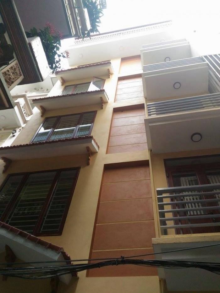 Bán nhà phố Nguyễn Hoàng Tôn Tây Hồ 30m 6 tầng chỉ 4 tỷ đẹp ô tô