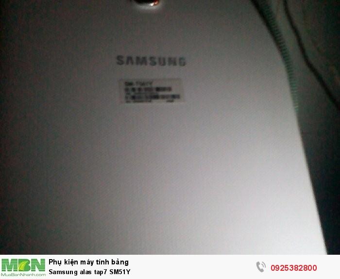 Samsung Alas tap7 SM51Y0