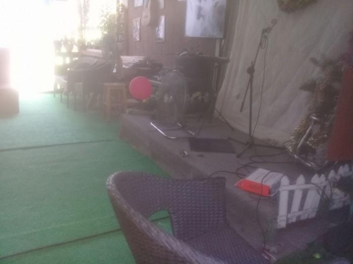 Sang nhượng quán cà phê vườn DT 150 m2 mặt bằng MT 10 m Q.Hà Đông HN